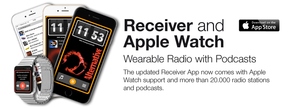 Apple Watch and airable